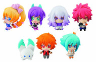 Aquarion Evol Chara Fortune Mini Figure 18 Piece Ds -- JUL121894