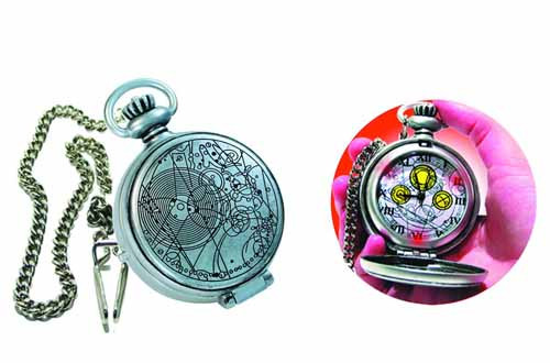 Doctor Who Masters Fob Watch -- JUL121909