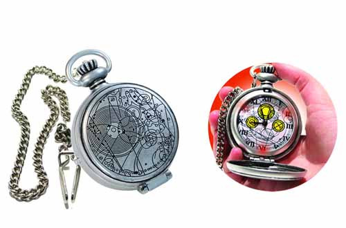 Doctor Who 10Th Doctors Fob Watch -- JUL121910