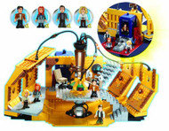 Doctor Who Char Building Tardis Console Room Set -- JUL121912