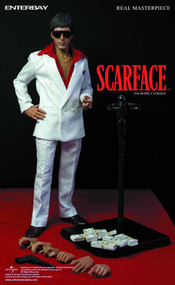 Scarface The Respect Edition Real Masterpiece Action Figure -- JUL121920