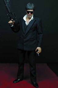 Scarface The War Edition Real Masterpiece Action Figure -- JUL121921