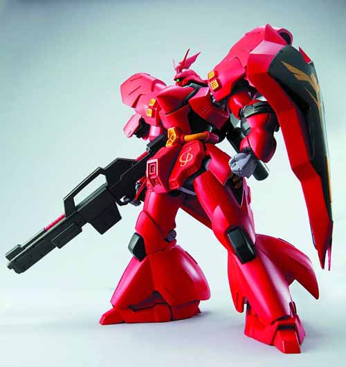 Robot Spirits Mobile Suit Gundam MSG Sazabi Action Figure -- JUL121965