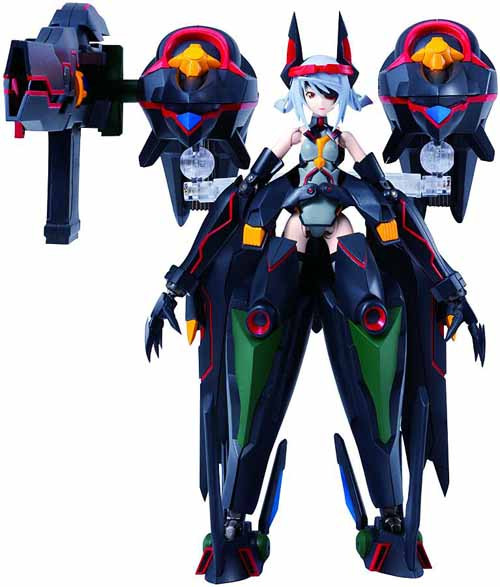Infinite Stratos Laura Bodewig Armor Girls Project Figure -- JUL121969