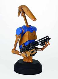Star Wars Battle Droid Pilot Mini-Bust -- Gentle Giant -- DEC121698