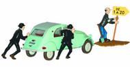 Tintin Transports Thompsons Citroen #1 -- JUL121982