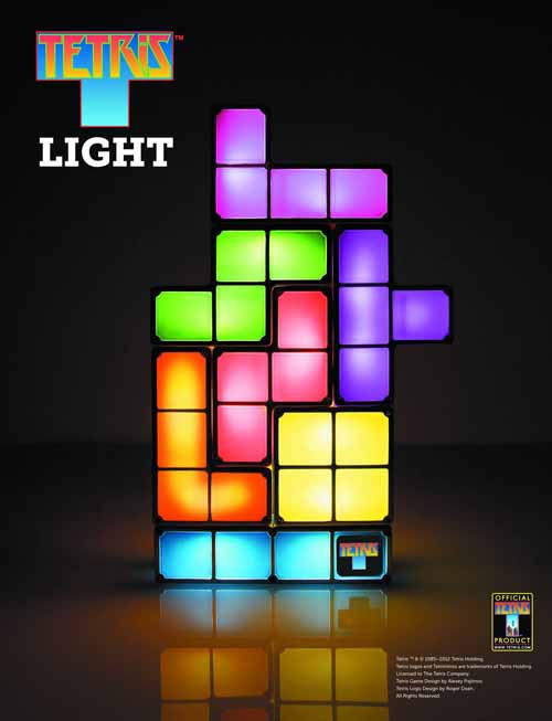 Tetris Constructable Light -- JUL121992