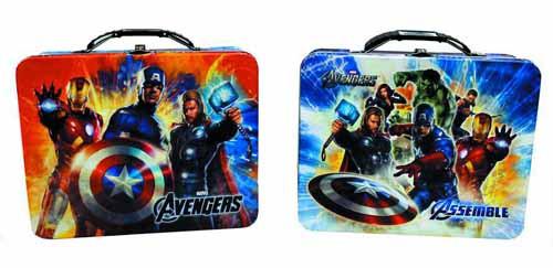 Avengers Movie Large Lunch Box 12 Piece Assortment -- JUL122022
