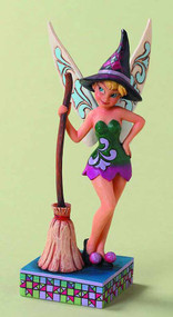 Disney Traditions Tink As Witch Figure -- JUL122129
