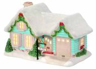 Peanuts Christmas Village Van Pelt House -- JUL122133