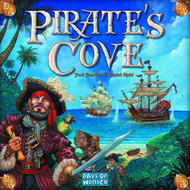 Pirates Cove Board Game -- JUL122149