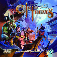 Cadwallon City Of Thieves Board Game -- JUL122153