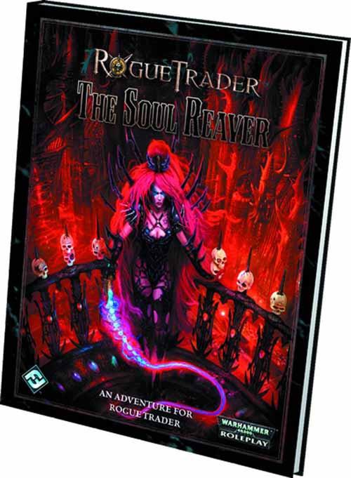 Rogue Trader Soul Reaver -- JUL122161