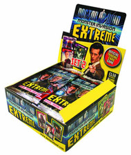 Doctor Who Monster Invasion Extreme Tcg Booster Ds -- JUL122167