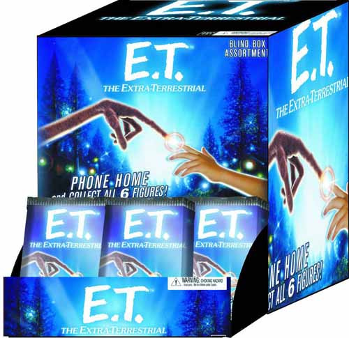 ET Collection Figure Single Booster 24 Ct Grav Feed Ds -- JUL122179