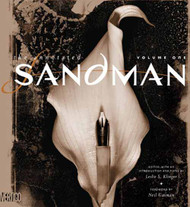 Annotated Sandman HC Vol 01 -- JUN120292