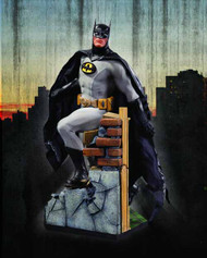 Batman 1/4 Scale Museum Quality Statue Version 2 -- JUN120308
