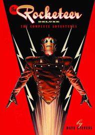 Rocketeer Complete Collection Deluxe Edition HC Vol 01 -- JUN120320