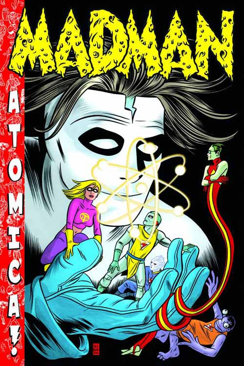 Madman Atomica HC -- JUN120430