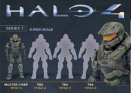 Halo 4 Series 1 Action Figure Assortment -- JUN120583