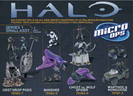 Halo Micro Ops Series 1 Small Carded Assortment -- JUN120587