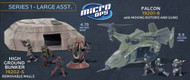 Halo Micro Ops Series 1 Large Carded Assortment -- JUN120588