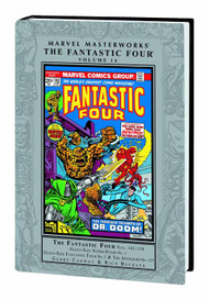 Marvel Masterworks MMW Fantastic Four HC Vol 14 -- JUN120710