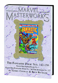 MMW Fantastic Four HC Vol 14 Dm Variant Edition 188 -- JUN120711