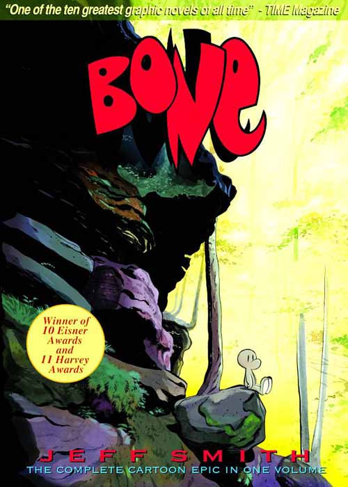 Bone One Vol Edition SC -- JUN120992