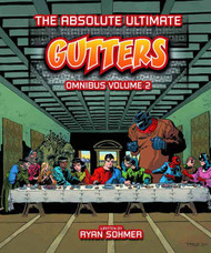 Gutters Absolute Complete Omnibus HC Vol 02 -- JUN121082