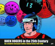 Buck Rogers In 25th Century Dailies HC Vol 07 -- JUN121173
