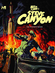 Steve Canyon Complete Comic Book Series HC Vol 01 -- JUN121174