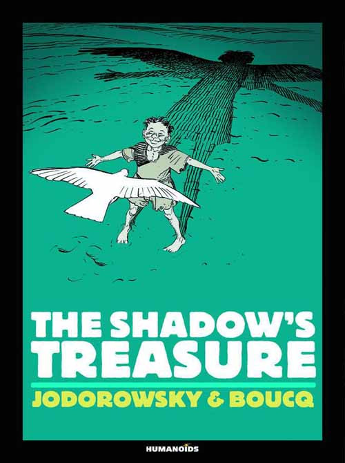Shadows Treasure Deluxe HC -- JUN121177