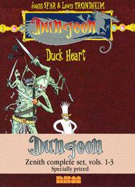 Dungeon Zenith Set Vol 1-3 -- JUN121207