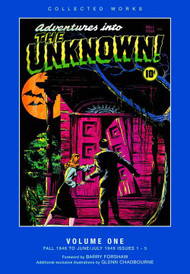 ACG Collection Works Adventures Into The Unknown HC Vol 01 -- JUN121240