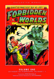 ACG Collection Works Forbidden Worlds HC Vol 01 -- JUN121241
