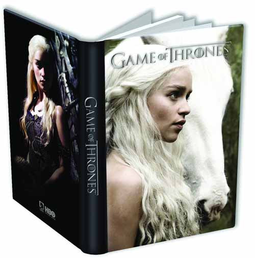 Game Of Thrones Journal Daenerys -- DEC130186