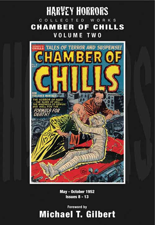 Harvey Horrors Collection Works Chamber Of Chills HC Vol 02 -- JUN121243