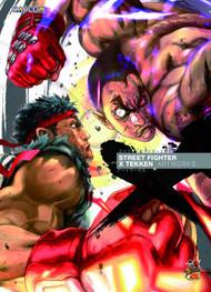 Street Fighter X Tekken Artworks SC -- JUN121317
