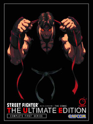 Street Fighter Ultimate Edition TPB -- JUN121318