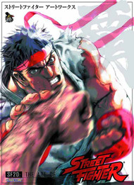 SF20 Art Of Street Fighter SC -- JUN121319
