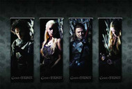 Game Of Thrones Magnetic Book Mark Set -- DEC130187