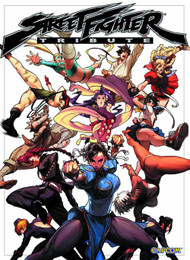 Street Fighter Tribute TPB -- JUN121321