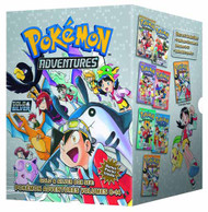 Pokemon Adventures Gn Box Set Vol 02 -- JUN121351