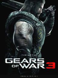 Art Of Gears Of War 3 HC -- JUN121389