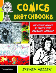 Comics Sketchbooks Private Worlds Todays CreativeTalents SC -- JUN121393