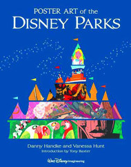 Poster Art Of The Disney Parks HC -- JUN121419