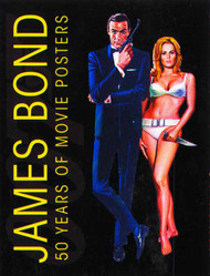 James Bond 50 Years Of Movie Posters HC -- JUN121456