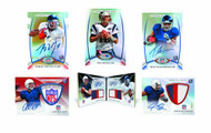 Topps 2012 Platinum Football Trading Card T/C Box -- JUN121494