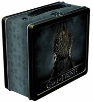 Game Of Thrones Iron Throne Lunchbox -- DEC130189